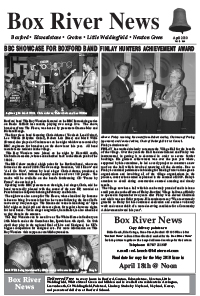 Boxford River News April 2010