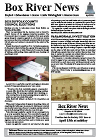 Boxford River News April 2021