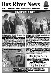 Boxford River News May 2010