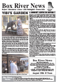 Boxford River News August 2006