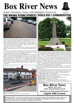 Boxford River News August 2013