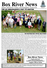 Boxford River News August 2015