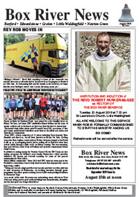 Boxford River News August 2019