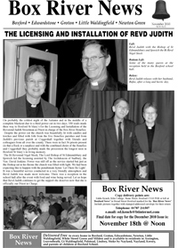 Boxford River News November 2010
