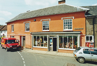 Boxford Post Office