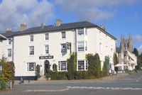 Black Lion Hotel, Long Melford