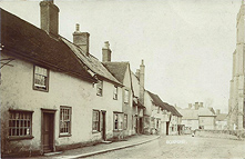 Church Street, Boxford