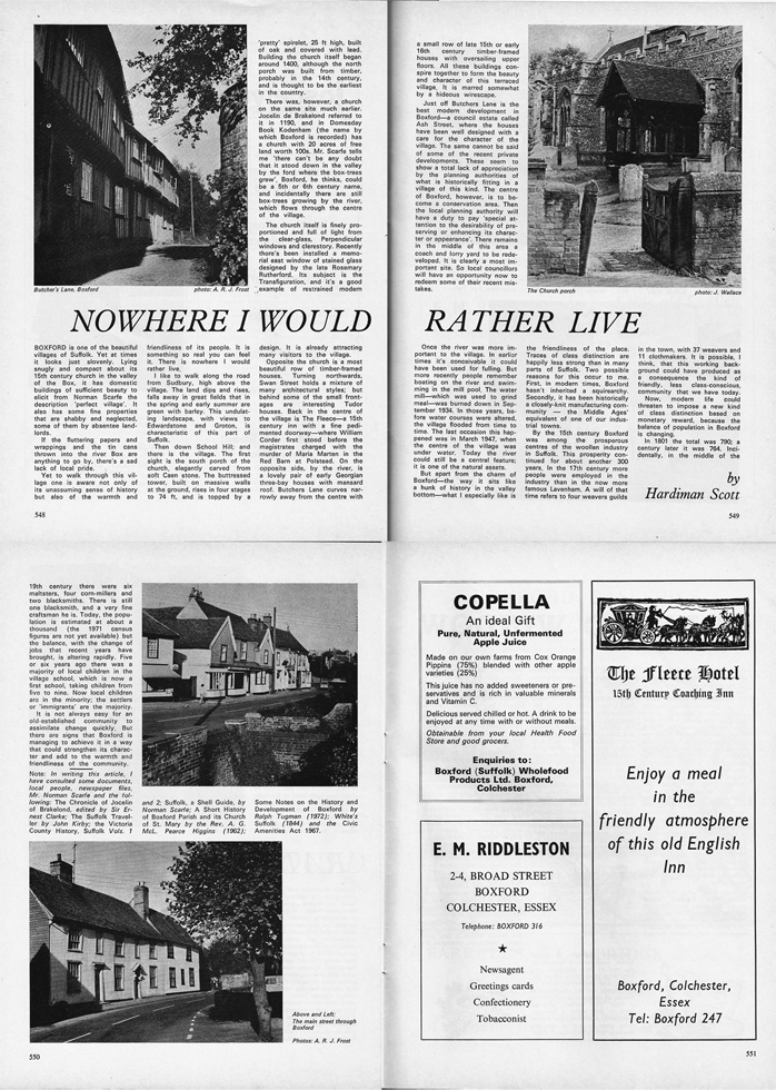 East Anglian Magazine September 1973