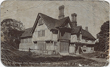 The Old Tudor Mansion c1915