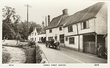 Church Street, Boxford c1955