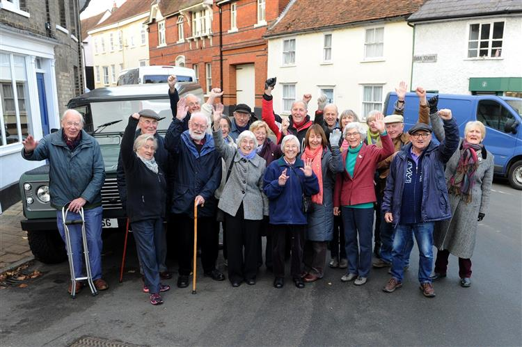 Plans for 24 homes in Boxford near Daking Avenue has been refused. Members from Boxford Society are pleased with the decision following concerns that Swan Street is very narrow and there are traffic issues in the area