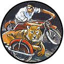 The Motorcycle and Lion